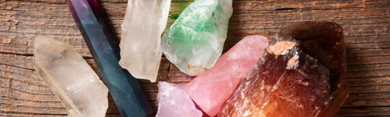 Crystal Healing Guide To The Major Stones