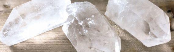 Clear Quartz Crystal Healing: The Master Healer