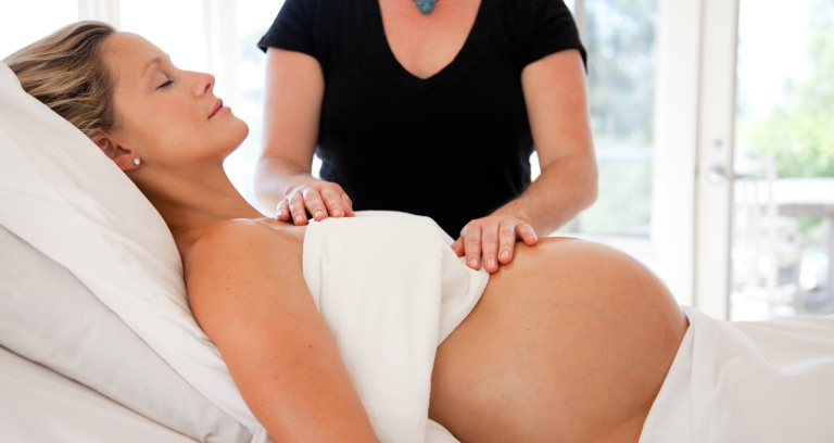 Reiki Session On pre-Pregnancy Period.