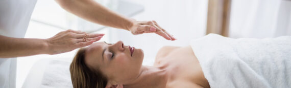 Reiki Therapy For Depression